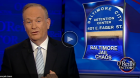 Bill O'Reilly riding O'Malley hard over Baltimore jail scandal