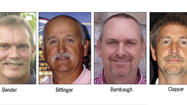 Four candidates are vying for one open seat in the Guilford Township Supervisors race.