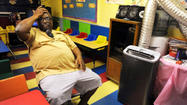 A/C thefts have day care scrambling to keep kids cool