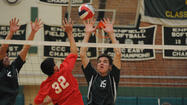 Boys Volleyball: Enfield Defeats Norwich Free Academy
