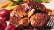 May is Florida Beef Month and you can visit floridacattlemen.org to learn more. Here are some easy to prepare beef recipes for your spring menus: