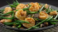 Scott McKenzie & the Morning Mix recipe of the week: Shrimp & Green Beans