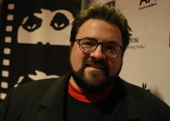 """Director Kevin Smith attends the premiere of """" Zack and Miri Make a Porno"""", at the Chicago International Film Festival at AMC River East theater Oct. 21, 2008."""