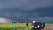 Each year a group of students and faculty from Virginia Tech depart for the Great Plains in search of severe weather.