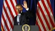 WASHINGTON (Reuters) - President Barack Obama on Tuesday called the findings in a government report about the Internal Revenue Service's targeting of conservative groups for extra scrutiny intolerable and said he has directed his administration to hold those responsible for the agency's actions accountable.