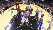 San Antonio stifled the Splash Brothers and Tony Parker carried the load for the Spurs in a dominant second half.