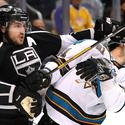 Kings, Mike Richards, Sharks, TJ Galiardi