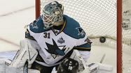 Kings, Sharks, Antti Niemi, Mike Richards