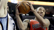 Trail Blazers' Damian Lillard leads All-Rookie team