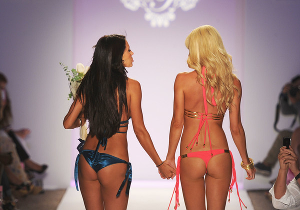 <b>Photos:</b> Mercedes-Benz Fashion Week Swim - Have Faith Swimwear: Designer Jennifer Stano
