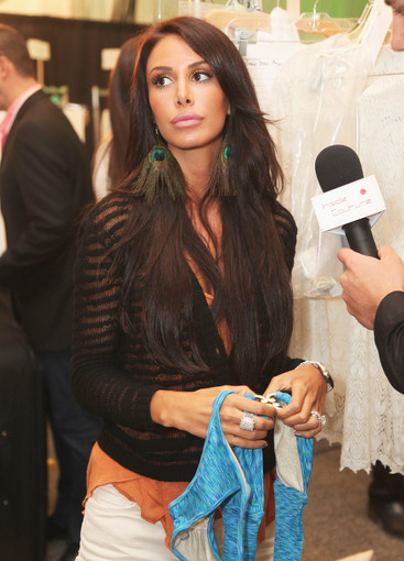 <b>Photos:</b> Mercedes-Benz Fashion Week Swim - Have Faith Swimwear Backstage: Founder Jennifer Stano