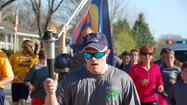 Torch Run shines light on Special Olympics