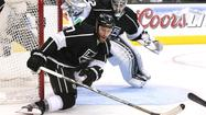 Kings, Rob Scuderi, Jonathan Quick