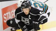 Kings, Dustin Brown, Sharks, Dan Boyle