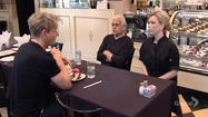 Kitchen meltdown on 'Kitchen Nightmares'