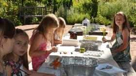 Saturday, May 18, FREE gardening/nature events for families and anyone interested in great outdoors