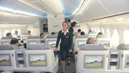 <b>Quiz:</b> What can't you take onboard a jetliner?