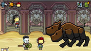 "Cerberus from the upcoming, DC Comics-inspired ""Scribblenauts"" adventure. (5th Cell / Warner Bros. Interactive)"