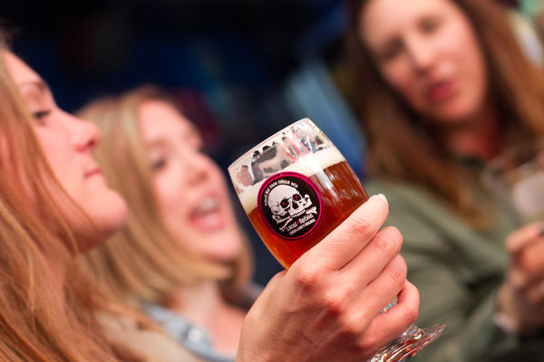 Local Option will host a regional beer event Friday, May 17.
