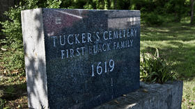 PICTURES: Tucker Cemetery in Hampton.