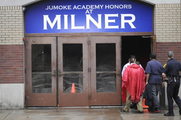 Jumoke Academy at Milner School. File photo.
