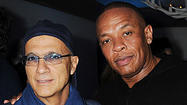 "Hip-hop star Dr. Dre and music mogul Jimmy Iovine are scheduled to announce Wednesday <a href=""http://www.latimes.com/entertainment/music/posts/la-et-ms-iovine-dre-usc-20130515,0,3844765.story"">a $70-million donation to USC for a new academy</a> that they say will give students new facilities and the tools they need to break into the rapidly changing music industry."