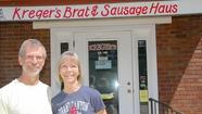 Kregers link sausage shop to family tradition