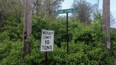 Sand Spring Road