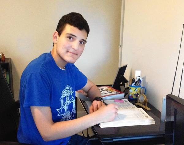 Naperville North junior Aseem Jha recently achieved the rare feat of top scores on both the ACT and SAT college tests.