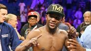 Floyd Mayweather Jr. has lived up to his nickname again in 2013.