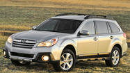 Subaru is recalling almost 5,400 cars to correct a problem that can cause a loss of steering in the vehicles.