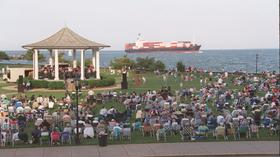 Free Thursday concerts at Fort Monroe, Mariners' Museum begin in June