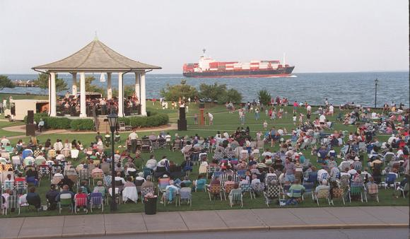 Concerts at Fort Monroe return in June.