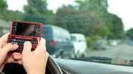 Since House Bill 415, known as the texting while driving law, was signed into law by Gov. Steve Beshear in April 2011, the Nicholasville Police Department and Jessamine County Sheriff's Office have yet to issue a warning or citation in violation of the law.