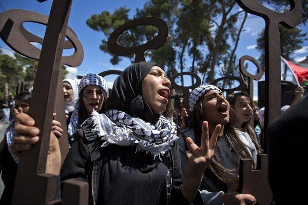 Palestinians mark Nakba Day