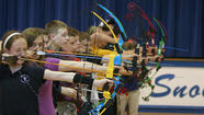 St. Mary archery teams aim for National Tourney