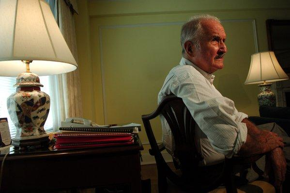 The American publisher of the late author Carlos Fuentes, photographed in 2006, is reissuing a number of his works as e-books.