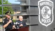 Naperville officials honor fallen officers