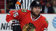 Gauging by the personnel at the morning skate Wednesday, the Chicago Blackhawks will face the Red Wings at full strength in Game 1. Minus Viktor Stalberg, anyway.