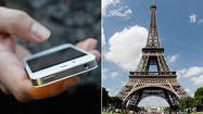 Here's a proposal that would have a hard time finding support in the United States. A new government study in France suggests levying a new tax as high as 1% on the sale of smartphones, tablets and other Internet devices, with the funds going toward funding cultural initiatives.
