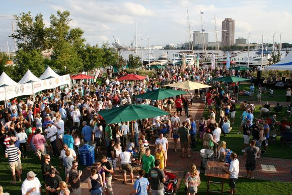Virginia Beer Fest May 18-19 in Norfolk