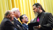 Allentown police awards ceremony
