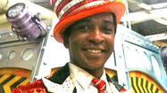 TMI: Andre McClain, Equestrian Singing Ringmaster of Ringling Bros. and Barnum & Bailey
