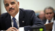 Holder pledges to probe IRS handling of conservative groups