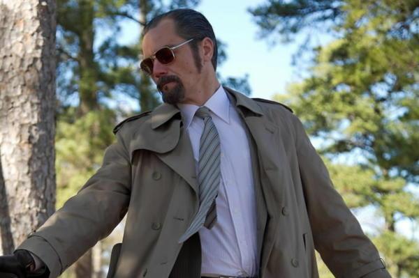 "Michael Shannon stars in ""Iceman."""