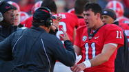 Georgia's Aaron Murray talks about his decision to return to the school for his senior year and the team's biggest obstacle in 2013.