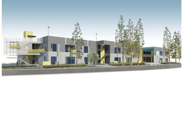 A move to Continental Park in El Segundo will give Murad 50% more space than its existing headquarters nearby. Above, a rendering of its new headquarters.