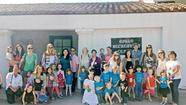 Greg & Steve recently performed for Crescenta Cañada Nursery School students and parents.