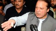 ISLAMABAD, Pakistan — After a resounding victory in Pakistan's national elections, presumptive new Prime Minister Nawaz Sharif could have pressed his populist, hard-line approach that paints the U.S. as hopelessly malevolent and self-interested.