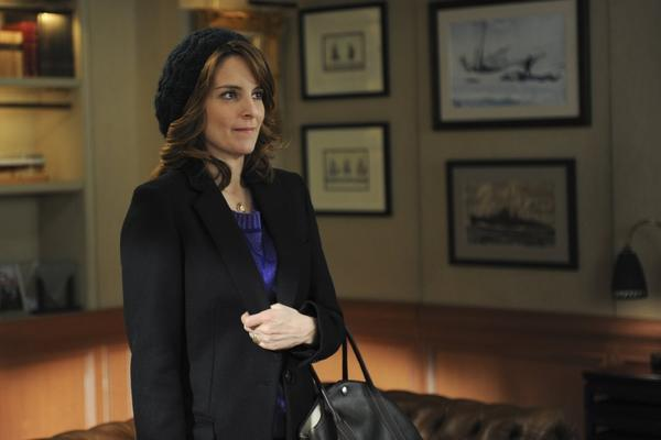 "Tina Fey as Liz Lemon in ""30 Rock."""